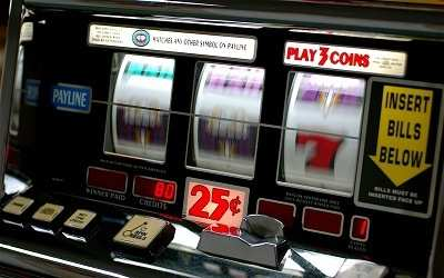 Classic Slot Machines - Photo