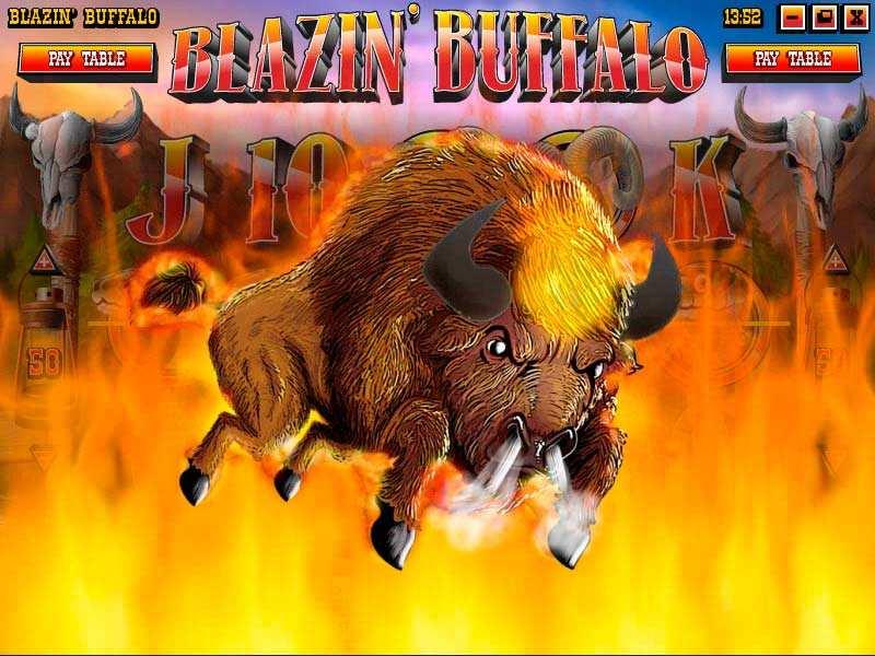 Blazin' Buffalo