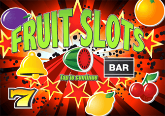 Fruit Machines Slots