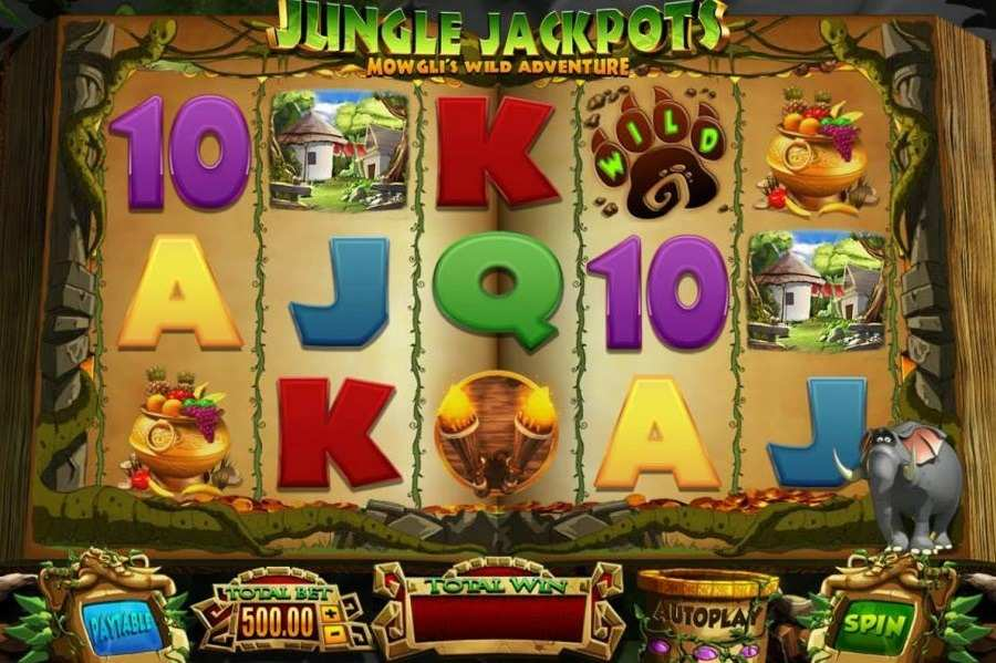 Jungle Bucks™ Slot Machine Game to Play Free in OpenBets Online Casinos