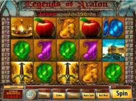 Legends of Avalon