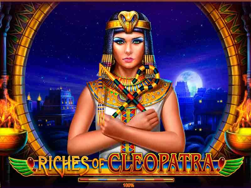 Riches of Cleopatra™ Slot Machine Game to Play Free in Playsons Online Casinos