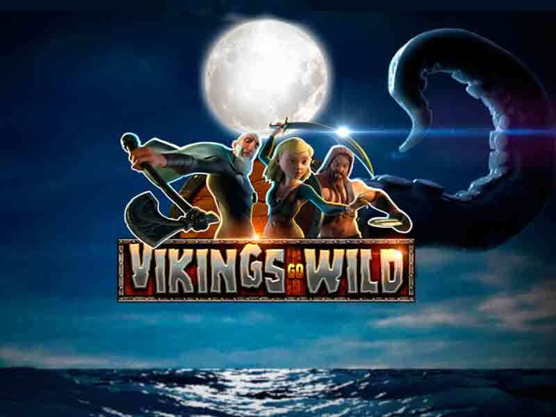 Vikings Go Wild Slot - Free to Play Online Casino Game