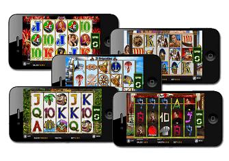 Mobile Spielautomaten