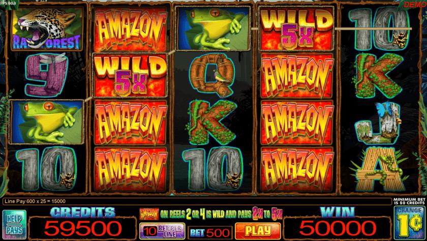 Wild Symbols Slots