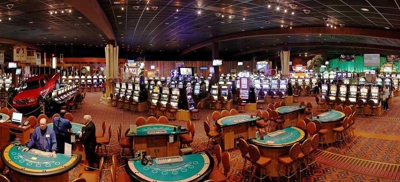 land-based casino - Photo