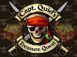 Capt Quid's Treasure Quest