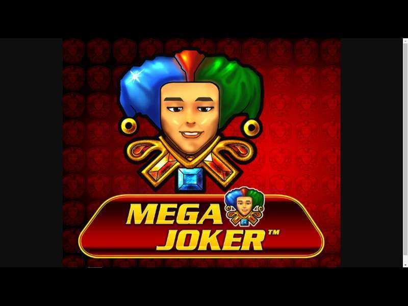 Mega Joker von Novomatic