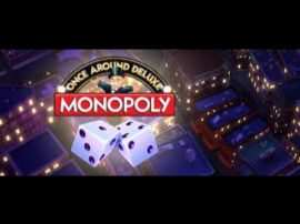 Monopoly Once Around Deluxe