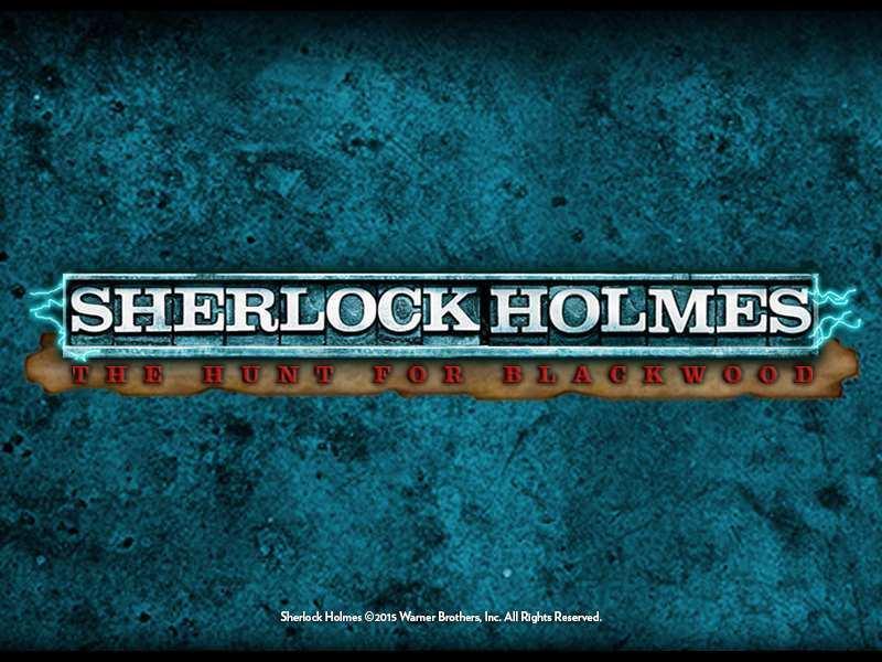 Sherlock Holmes: The Hunt for Blackwood