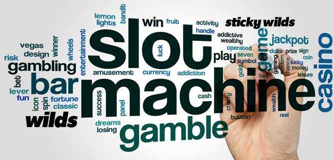 Slots Terminology - photo