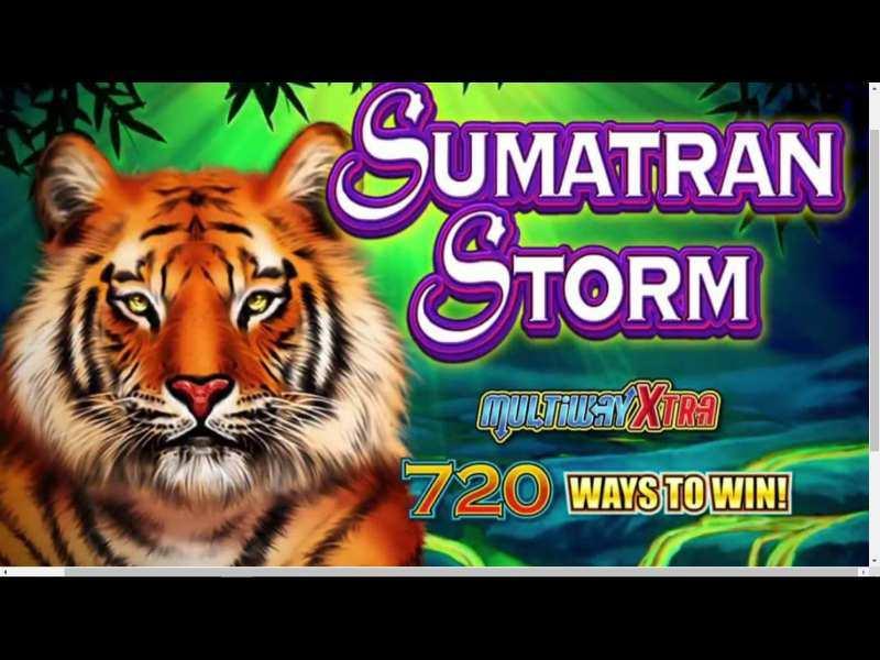 Sumatran Storm