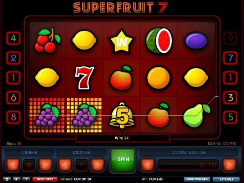 Super Fruit 7