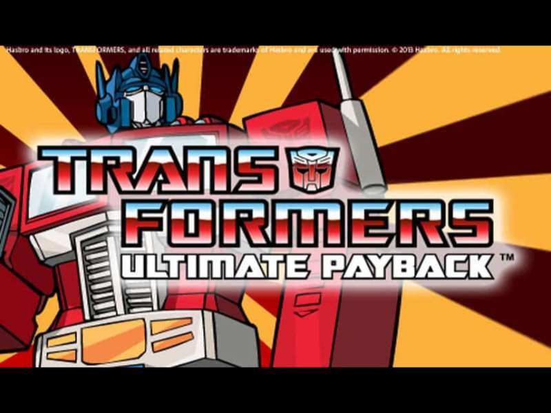 Transformers Ultimate Payback