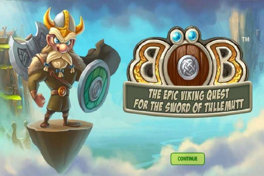 Bob: The Epic Viking Quest for the Sword of Tulle mutt