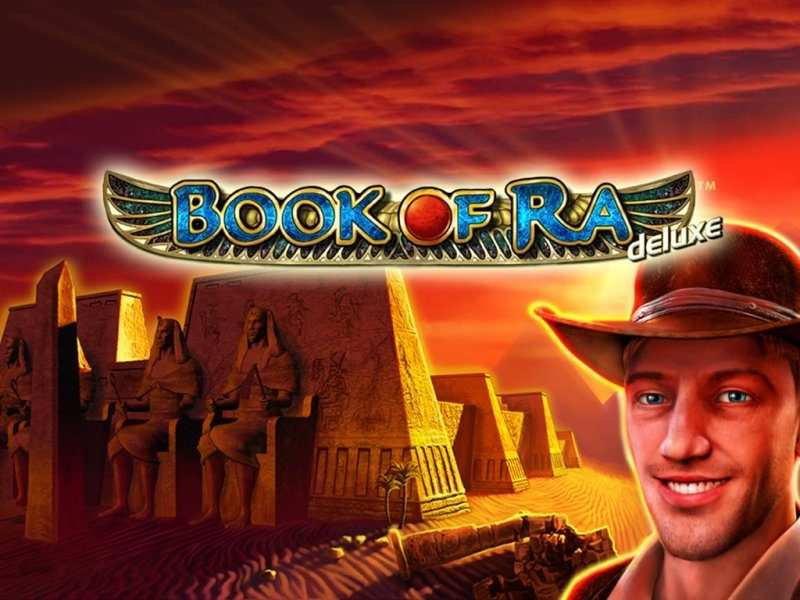 Play Book of Ra Deluxe Slot