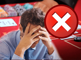 8 Common Mistakes of Slots Players