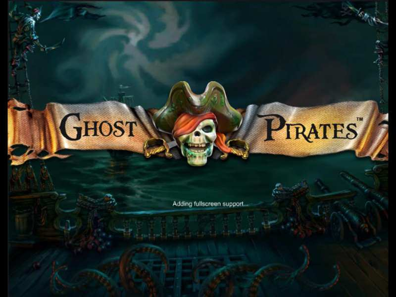 Play Ghost Pirates Slot
