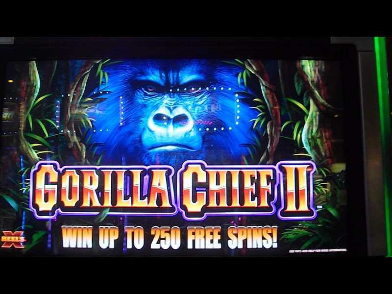 Play Gorilla Chief 2 Slot