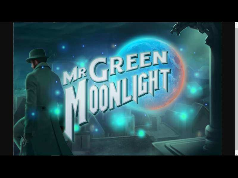 Mr Green Moonlight