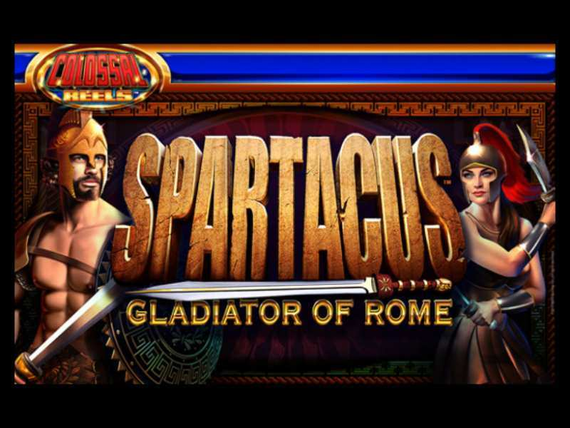 Play Spartacus Gladiator of Rome Slot