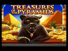 Treasures Of The Pyramids