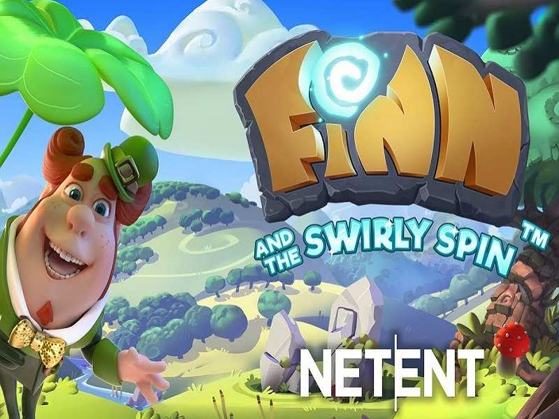 Play Finn and the Swirly Spin Slot