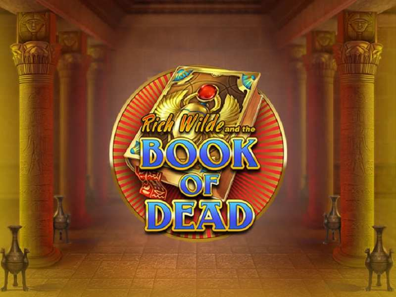 Play Book-of-Dead Slot