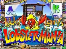 Lucky Larrys Lobstermania